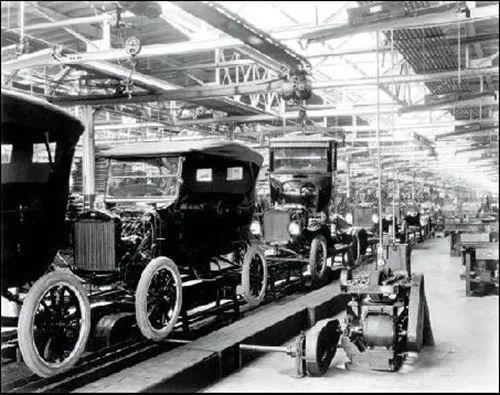 看一看生产模式变迁史