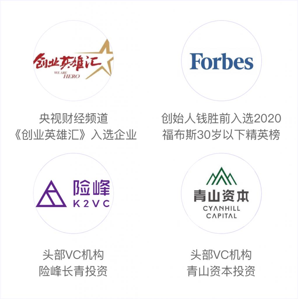 """国内mes系统供应商木白科技荣获""""2020上海最具投资潜力50佳创业企业"""""""